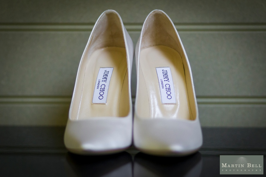 wedding shoe ideas - Jimmy Choo
