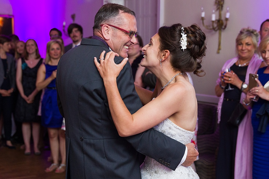 First dance at Rhinefield House