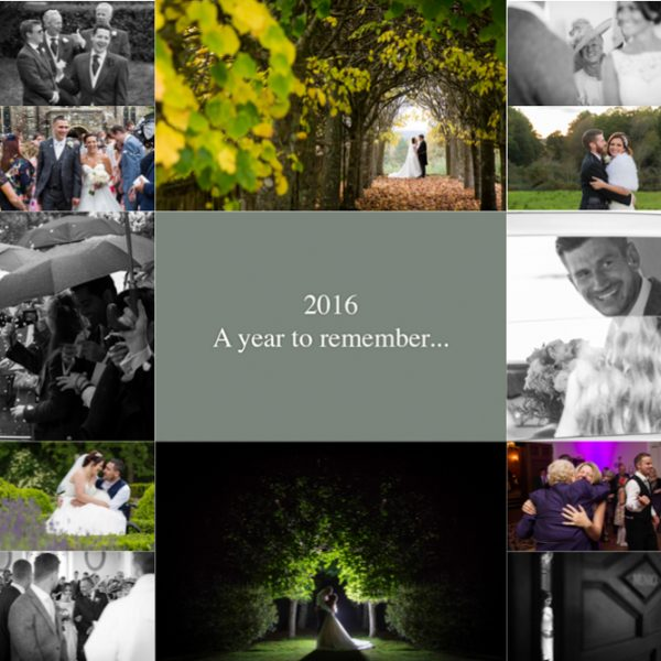 2016 ~ A year to remember...