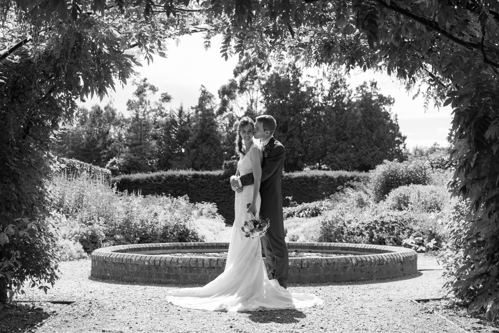 Beaulieu Domus wedding photography - Bride and Groom portraits