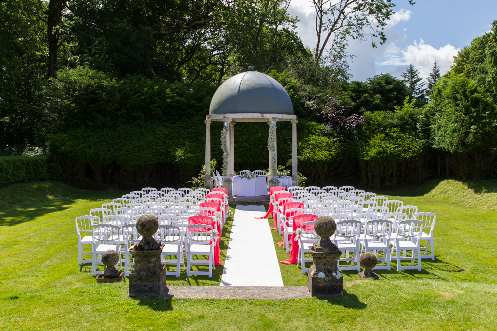 Rhinefield House wedding
