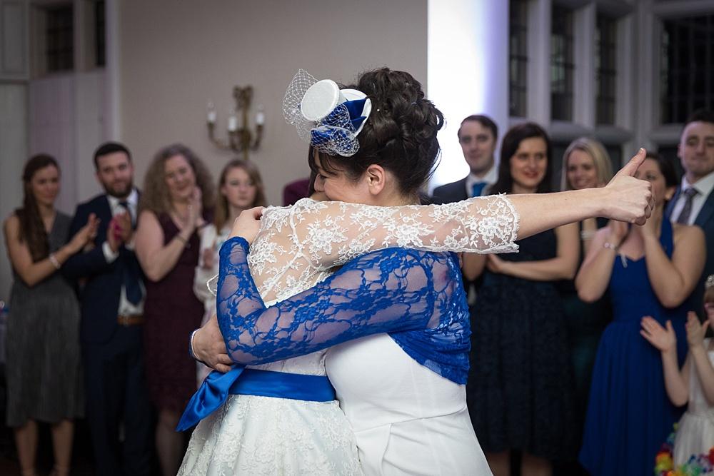 same sex rhinefield house wedding by Martin Bell Photography - award winning wedding photographer
