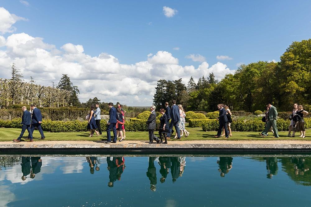 Rhinefield House wedding photography by award winning photographer Martin Bell photography