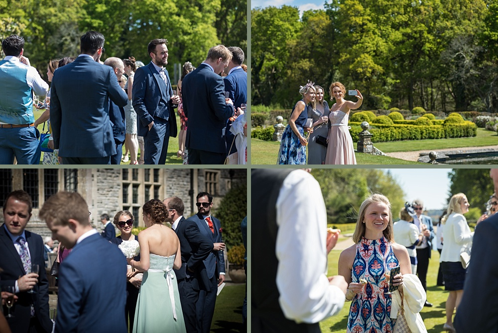 Rhinefield House wedding photography by award winning photographer Martin Bell photography