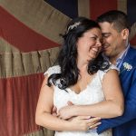 Spitbank Fort wedding photography by award winning wedding photographer Martin Bell Photography