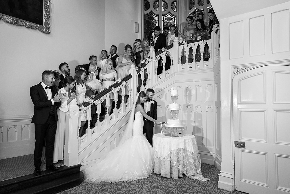 The Elvetham wedding photographer for Lauren and Rob's elegant wedding photographs. All photographs by award winning wedding photographer Martin Bell Photography