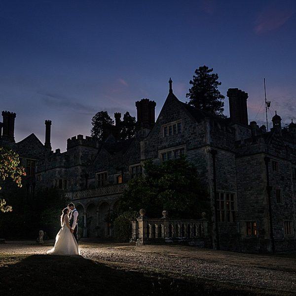 Rhinefield House wedding photography ~ Lyndsey & Ben