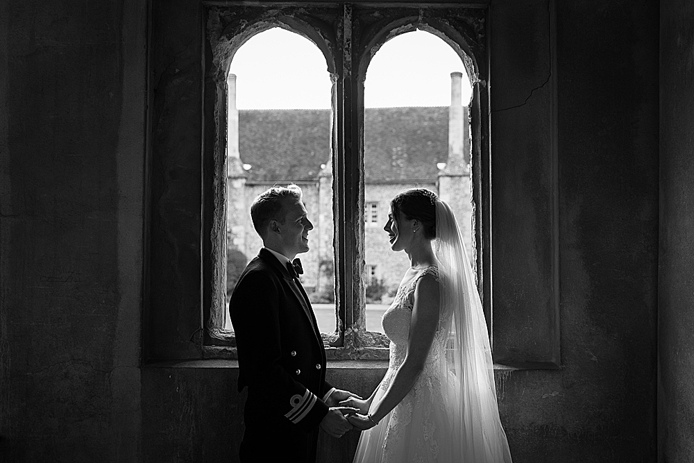 Hospital of St Cross Wedding ~ Sophie & Craig