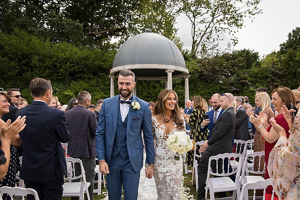 Rhinefield House wedding photography by preferred wedding photography - Martin Bell Photography