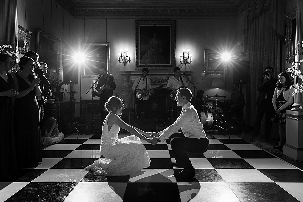 Somerley House wedding photography by award winning Hampshire wedding Photographer - Martin Bell Photography