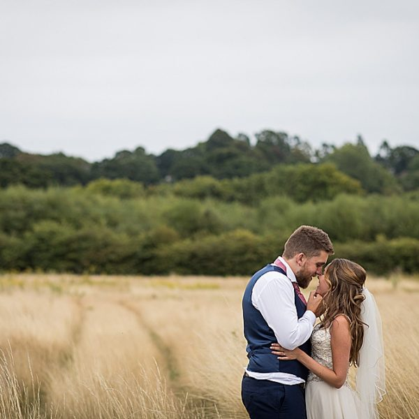 Titchfield Great Barn Wedding Photography ~ Milly & Rich