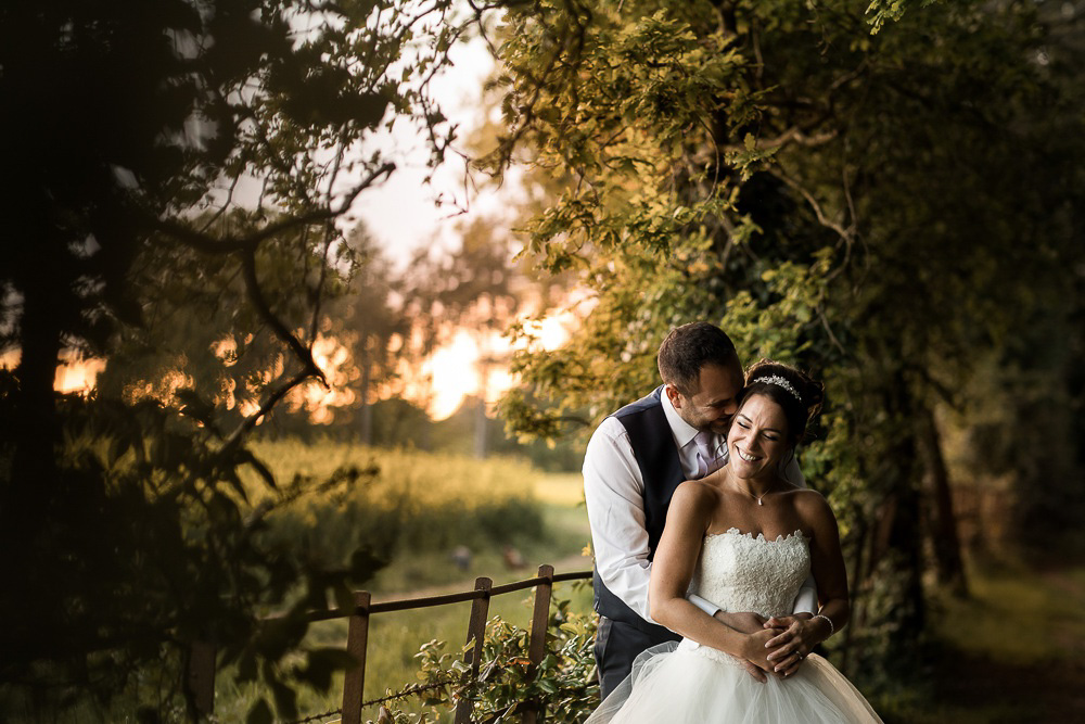 Audleys Wood Summer Wedding ~ Hannah & Pete