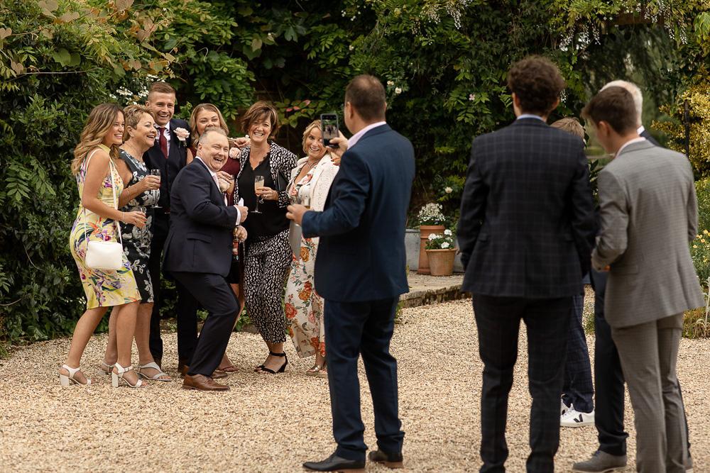 Careys Manor wedding photography by award winning Hampshire wedding photographer Martin Bell.