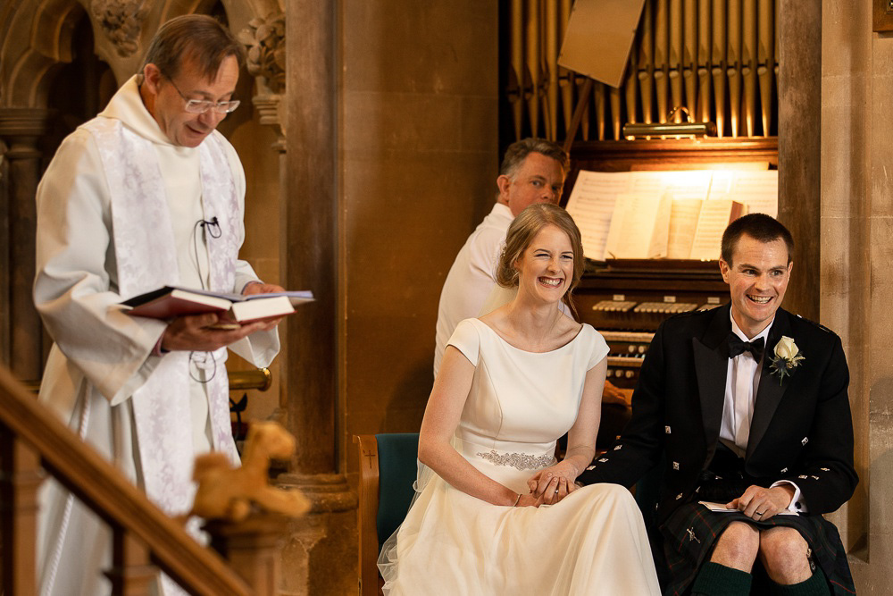 New Place wedding photography by award winning Hampshire wedding photographer Martin Bell.