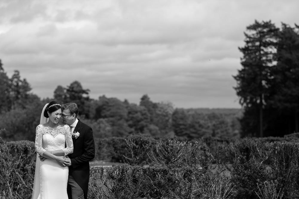 Oriental Rhinefield House weddings by award winning Hampshire wedding photographer Martin Bell.