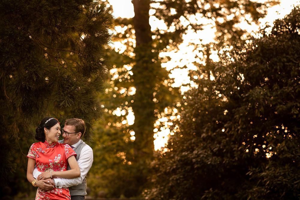 Rhinefield House Spring Wedding ~ Lai & James