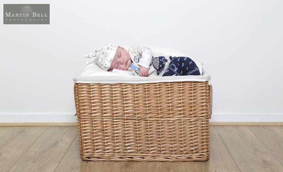 baby photographer Fareham, Hampshire - 8 week old baby boy