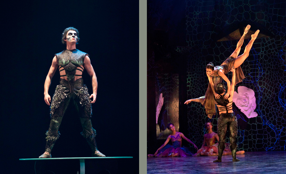 dance and Theatre Photographer in London and Hampshire