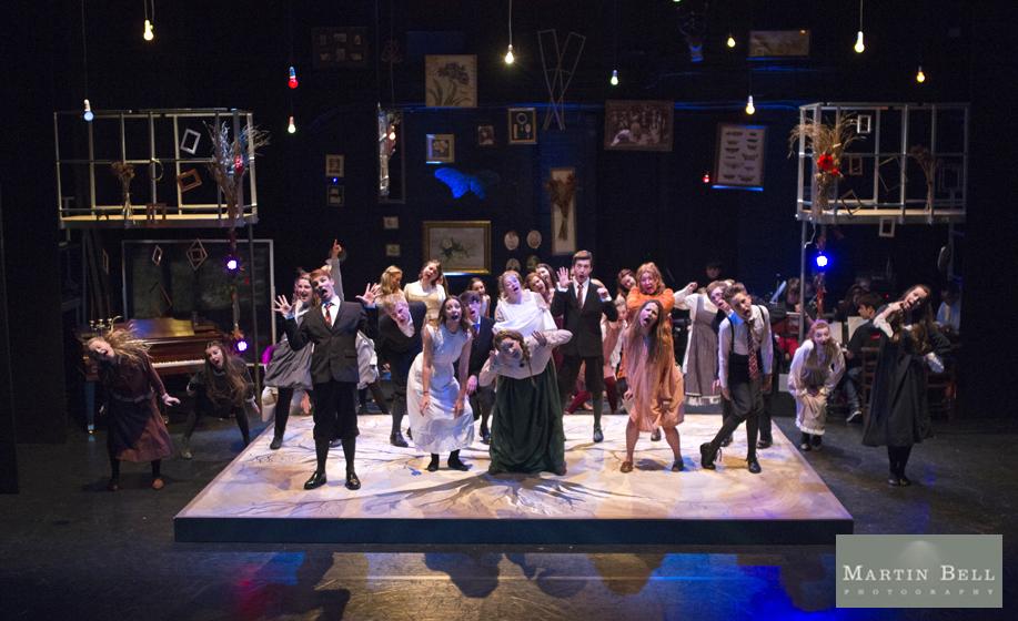 Richard Taunton College presents the musical of Spring Awakening