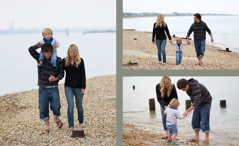 family and childrens photographer in Fareham, Hampshire - Perrio family 2012