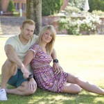 Wedding Photographer for DeVere New Place in Hampshire - couples engagement photo shoot