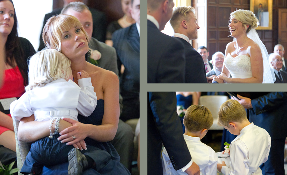 Wedding Photographer for DeVere New Place in Hampshire