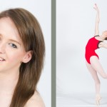 audition and cv photo shoot with award winning dance photographer Martin Bell Photography