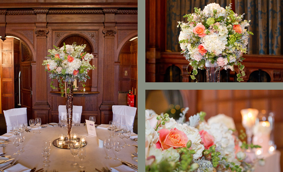 Martin Bell Photography recommends - Hampshire wedding flowers by Exclusively Weddings