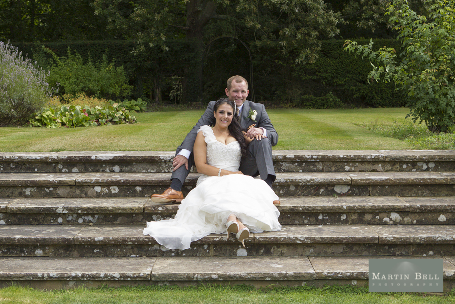 Wedding photography at New Place, Hampshire - Kerry and Ryan