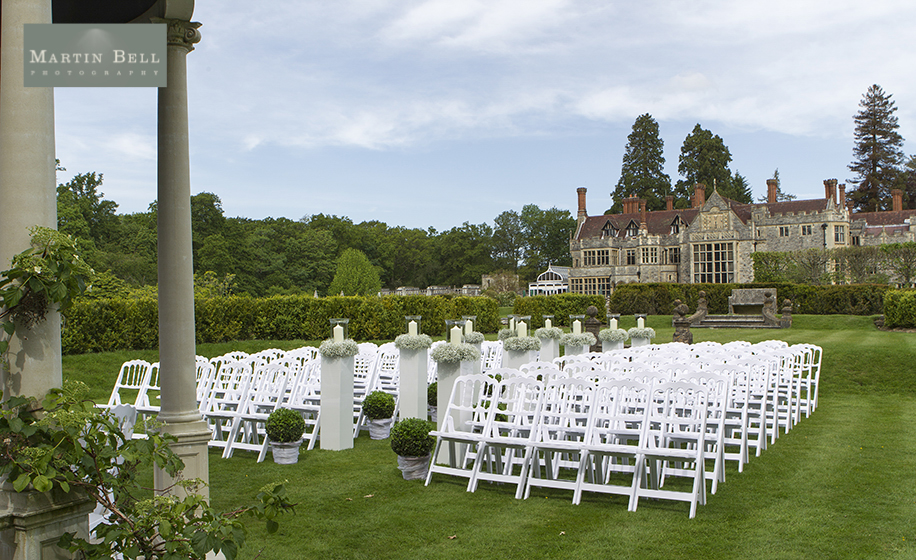 Rhinefield House wedding photo shoot with Exclusively Weddings flowers by Hampshire wedding photographer, Martin Bell photography