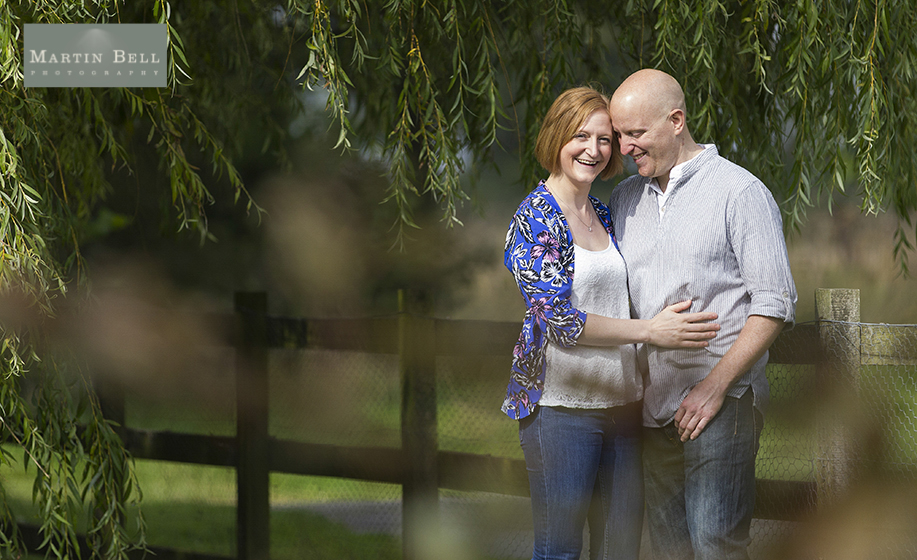 Tithe Barn wedding photographer - Hannah and Marc's engagement photo shoot