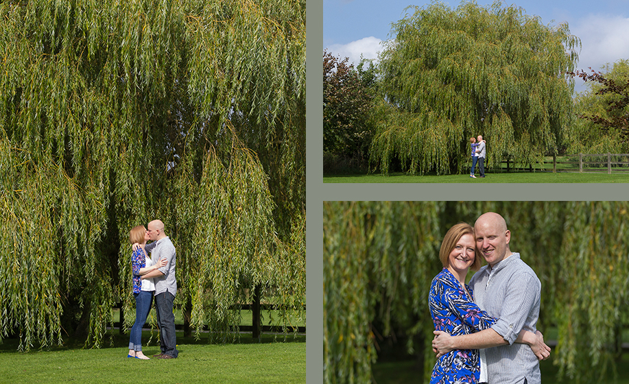 Tithe Barn wedding photographer - fun engagement photo shoot at a beautiful barn wedding venue in Hampshire by hampshire wedding photographer Martin Bell photography