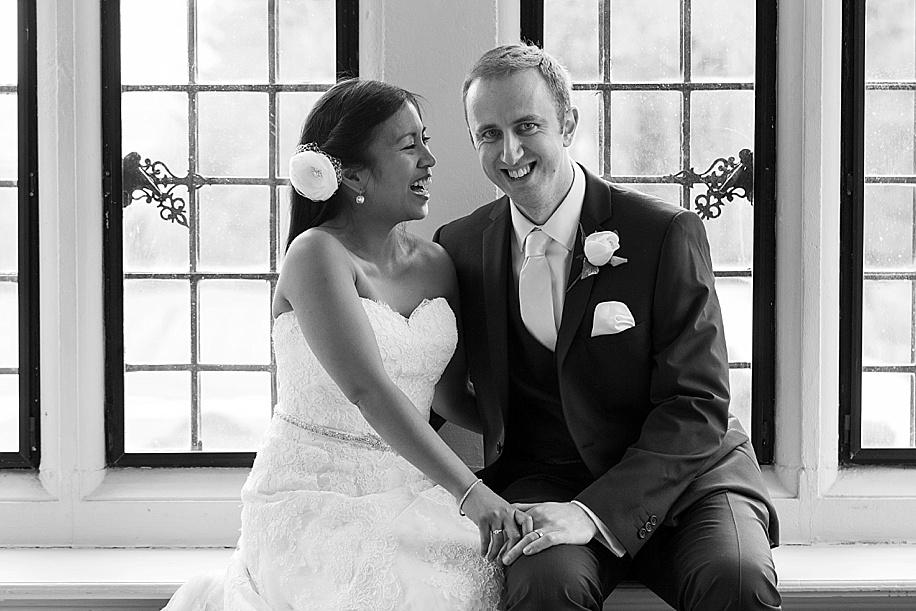 Martin Bell Phortography photographs a Rhinefield House wedding