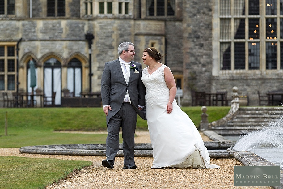 A Rhinefield House wedding by Hampshire wedding photographer - Martin Bell Photography