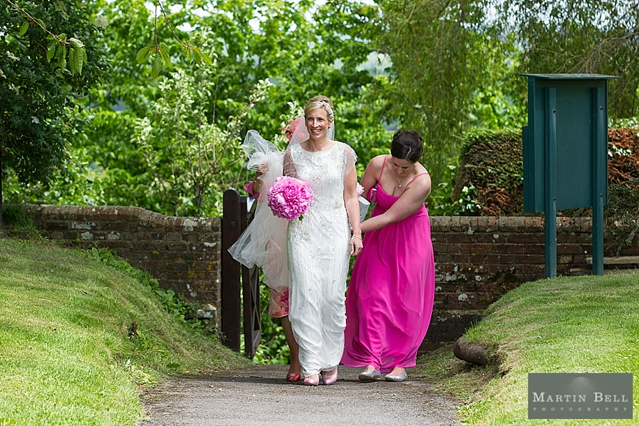 Dorset wedding photographer - Martin Bell Photography - stunning Bride