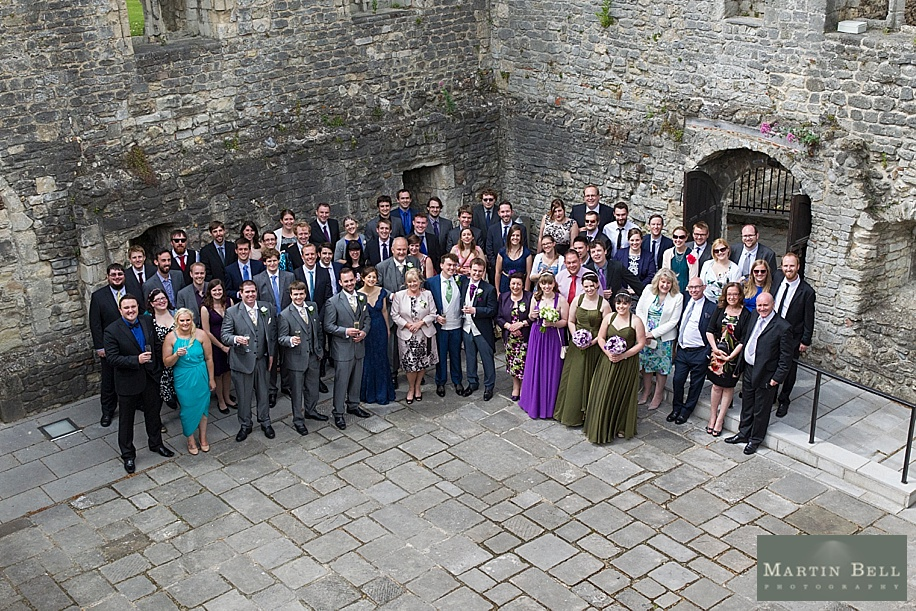 King Charles's Palace wedding photographs in Southampton city centre by Martin Bell Photography