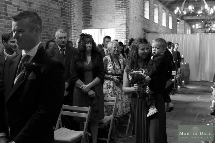Documentary wedding photography at The Manor Barn Buriton