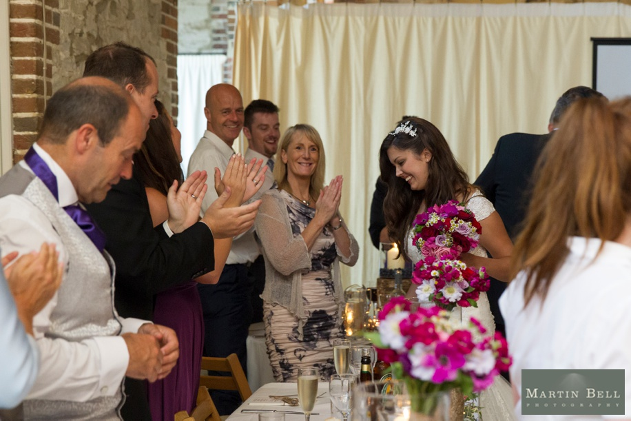 Hampshire wedding photography - Manor Barn in Buriton