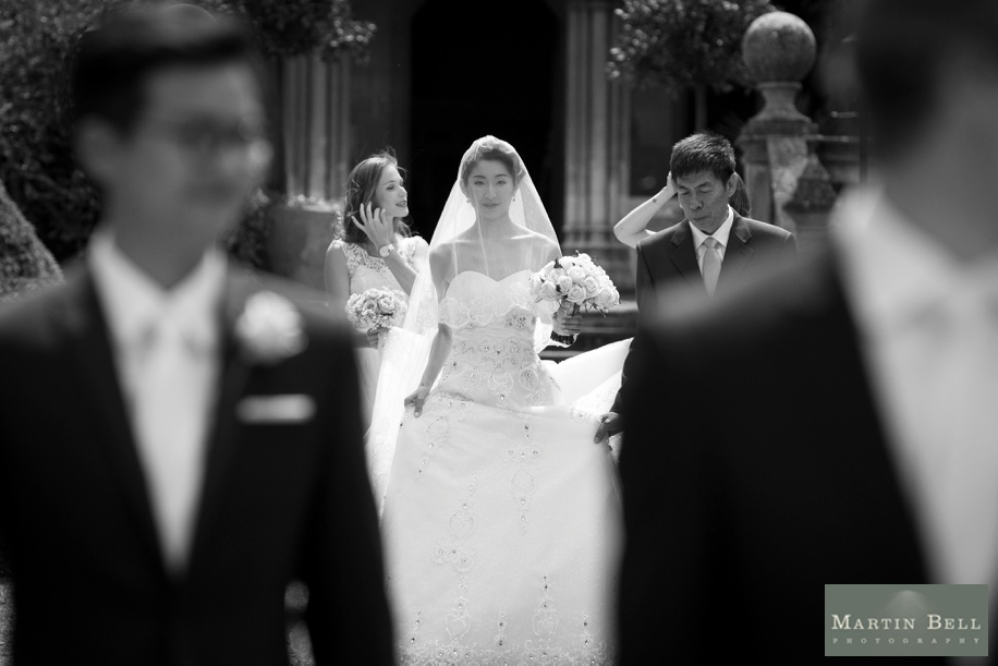 Manor by the Lake wedding - Martin Bell Photography