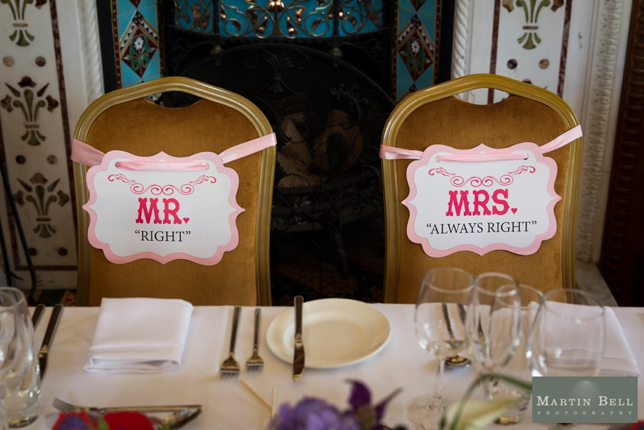 Manor by the Lake wedding breakfast ideas