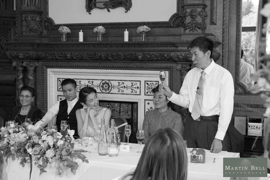 Documentary wedding photographer - Manor by the Lake wedding - Martin Bell Photography