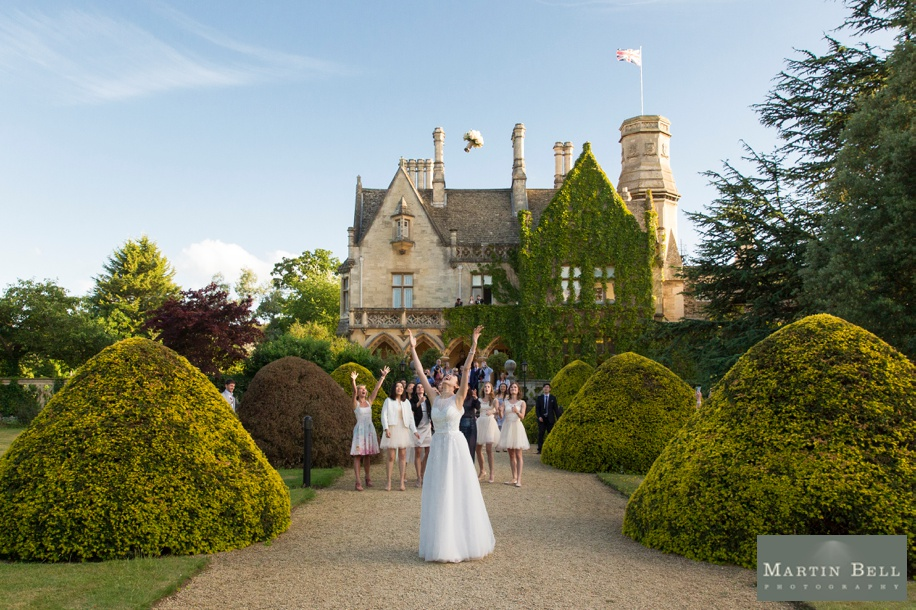 Documentary wedding photographer - Manor by the Lake wedding - Martin Bell Photography