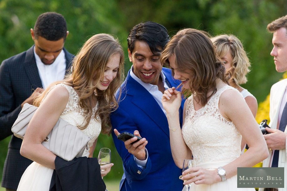 Documentary wedding photographer - Manor by the Lake - Martin Bell Photography