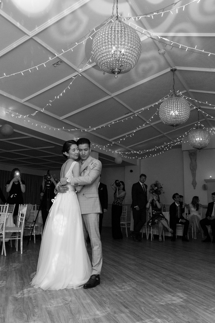 Manor by the Lake first dance