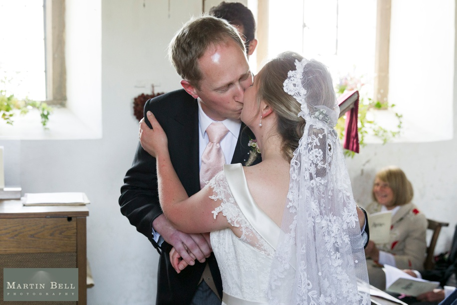Winchester documentary wedding photography by Martin Bell Photography
