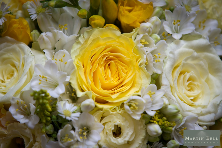 Yellow Bridal bouquet ideas