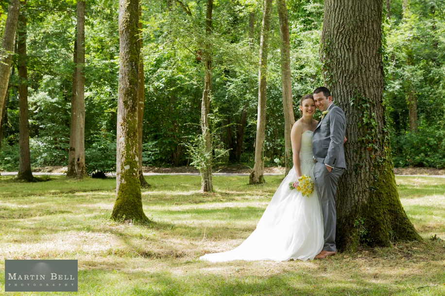 Marwell Hotel wedding - Bride and Groom photograph ideas