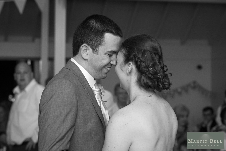 Marwell Hotel wedding - first dance