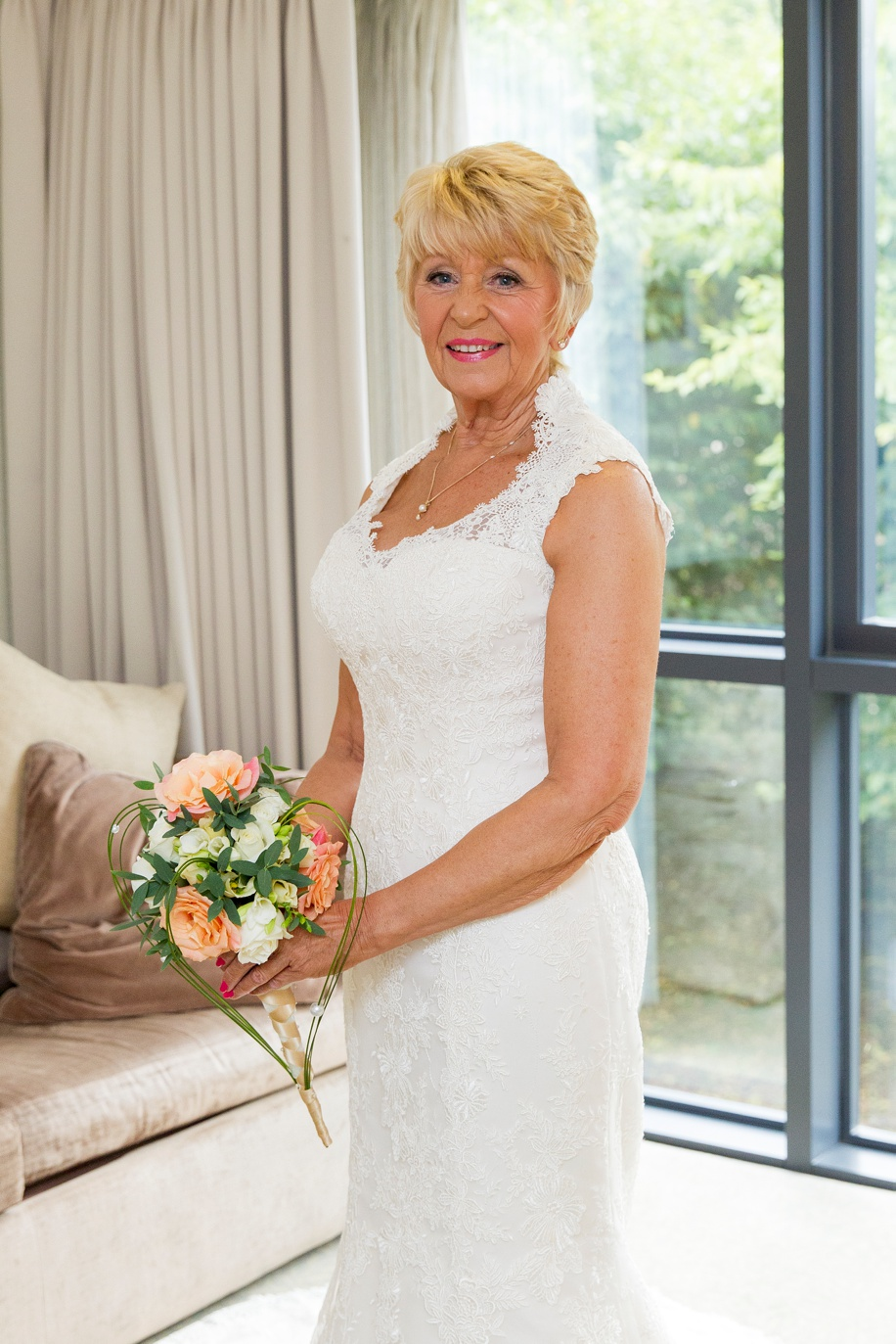 Beautiful Bridal portraiture of a Rhinefield House Bride - Martin Bell Photography