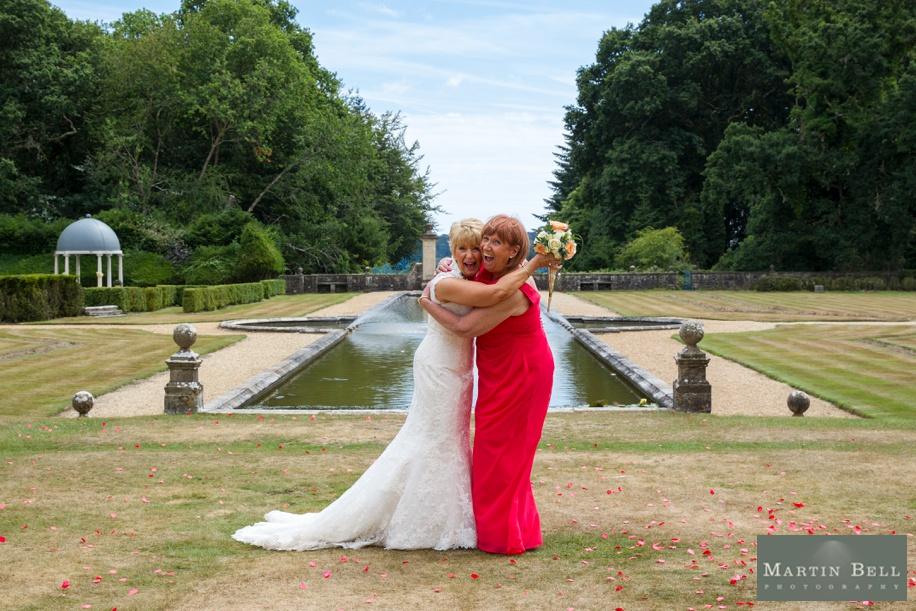 Fun Rhinefield House wedding photography